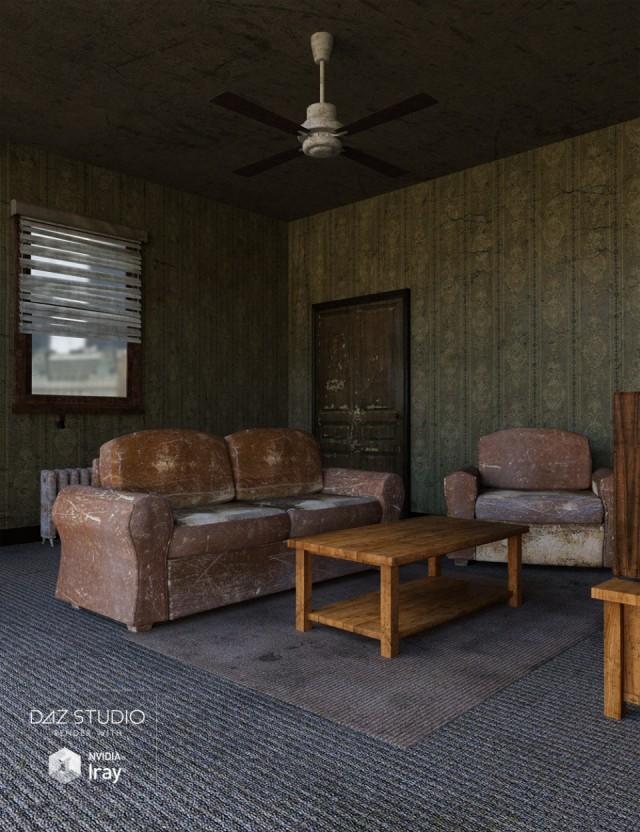 01-rundown-apartment-daz3d